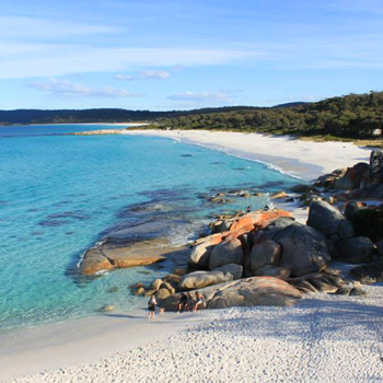 Tasmania Tour Bay of Fires